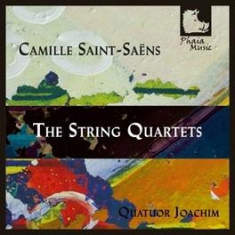 QUATUORS A CORDES JOACHIM QUARTET SAINT-SAENS, C., CD