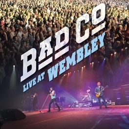 LIVE AT WEMBLEY *CLEAR VINYL* // LIVE AT THE WEMBLEY ARENA IN 2010 BAD COMPANY, LP