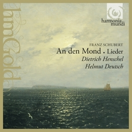 AN DEN MOND DIETRICH HENSCHEL F. SCHUBERT, CD