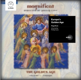 GOLDEN AGE VOL.1:EUROPE PHILIP CAVE MAGNIFICAT, CD