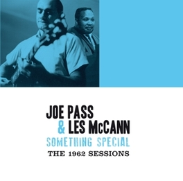 SOMETHING SPECIAL (THE.. .. 1962 SESSIONS) - 3 ON 2CD PASS, JOE & LES MCCANN, CD