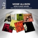 7 CLASSIC ALBUMS -DIGI- 7 CLASSIC ALBUMS IN A 4CD DELUXE DIGIPACK