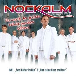 DU WARST DER GEILSTE FEHL Nockalm Quintett, CD