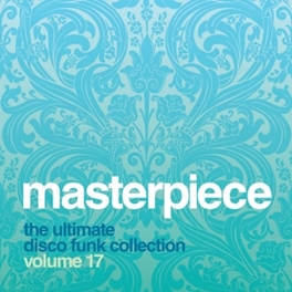 MASTERPIECE THE.. VOL.17 .. ULTIMATE DISCO FUNK COLLECTION VOL.17 V/A, CD