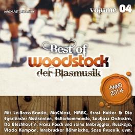 WOODSTOCK DER BLASMUSIK-4 V/A, CD