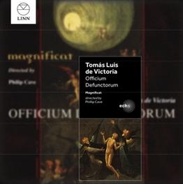 DE VICTORIA-OFFICIUM DEFU PHILIP CAVE MAGNIFICAT, CD