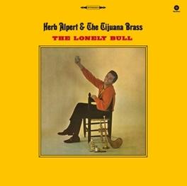 LONELY BULL -HQ- 180GR./ 1 BONUS TRACK ALPERT, HERB & TIJUANA BRASS, Vinyl LP