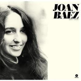 JOAN BAEZ -HQ- INCL.2 BONUS TRACKS / INCL. MP3 DOWNLOAD / 180GR. JOAN BAEZ, LP