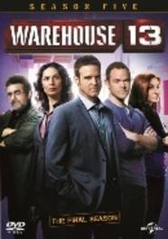 Warehouse 13 - Seizoen 5