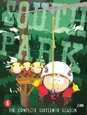 South park - Seizoen 16, (DVD)