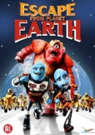 DVD Escape from Planet Earth
