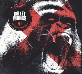 NO MORE WARNINGS BULLETMONKS, CD