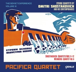 SOVIET EXPERIENCE VOL.3 WEINBERG D. SHOSTAKOVICH, CD