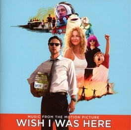 WISH I WAS HERE Various, CD