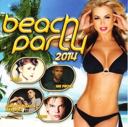 BEACH PARTY 2014 V/A, CD