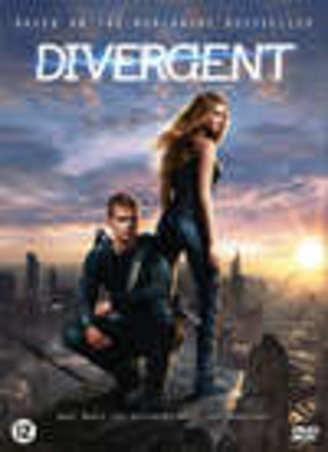 Divergent, (DVD) PAL/REGION 2 //W/ SHAILENE WOODLEY, KATE WINSLET