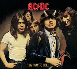 HIGHWAY TO HELL -LTD/HQ- 180GR. AC/DC, Vinyl LP