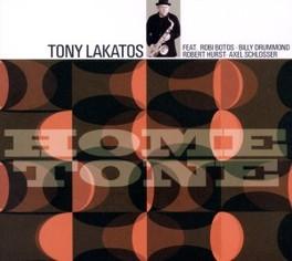 HOME TONE TONY LAKATOS, CD