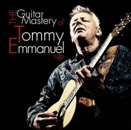 GUITAR MASTERY TOMMY EMMANUEL, CD