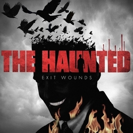 EXIT WOUNDS *8TH ALBUM FOR SWEDISH METALLERS PROD. BY TUE MADSEN* HAUNTED, CD