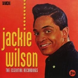 ESSENTIAL RECORDINGS JACKIE WILSON, CD