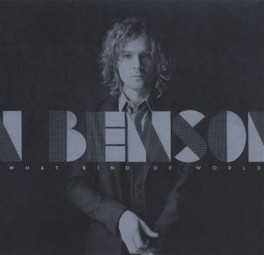 WHAT KIND OF WORLD CO-FOUNDER OF THE RACONTEURS BRENDAN BENSON, CD