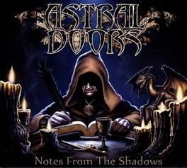 NOTES FROM THE.. -DIGI- DIGIPAK ASTRAL DOORS, CD