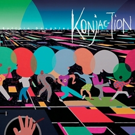 KONJAC-TION INFLUENCED BY GERMAN PROGRESSIVE ROCK & TECHNO POP BUFFALO DAUGHTER, LP