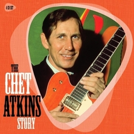 CHET ATKINS STORY INCL. 32PG. BOOKLET CHET ATKINS, CD