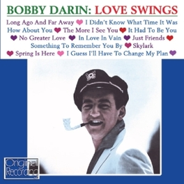 LOVE SWINGS BOBBY DARIN, CD