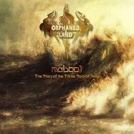 MABOOL (10TH ANNIVERSA... ...(10TH ANNIVERSARY EDITION) // REMASTERED 2CD VERSION ORPHANED LAND, CD