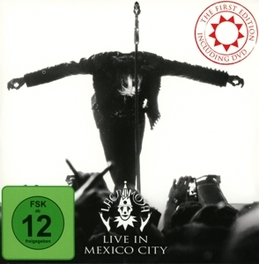 LIVE IN MEXICO CITY LACRIMOSA, CD