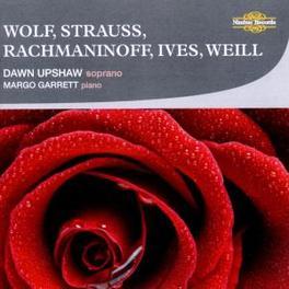 WOLF/STRAUSS/IVES/WEILL Audio CD, DAWN UPSHAW, CD