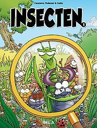 INSECTEN 01. DEEL 1 INSECTEN, COSBY, CAZENOVE, CHRISTOPHE, Paperback