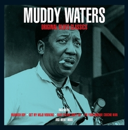 ORIGINAL BLUES CLASSICS MUDDY WATERS, Vinyl LP