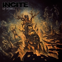 UP IN HELL -DIGI- INCITE, CD