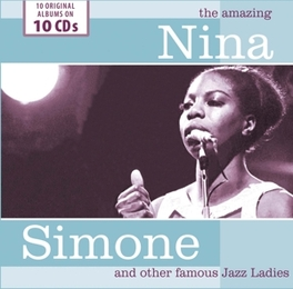 AND OTHER FAMOUS JAZZ.. .. LADIES NINA SIMONE, CD