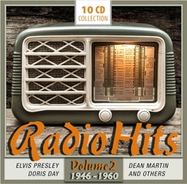 RADIO 2 HITS 1946-1960 W/JIM REEVES/MARTY ROBBINS/FRANKIE LAINE/DORIS DAY/A.O. V/A, CD