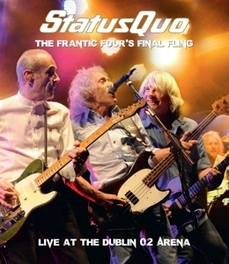 FRANTIC FOUR'S FINAL.. .. FLING //  * LIVE AT THE DUBLIN O2 ARENA * STATUS QUO, CD
