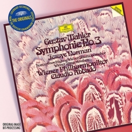 ORIGINALS:SYM.NO.3 IN D M WIENER PHILHARMONIKER/CLAUDIO ABBADO/JESSYE NORMAN G. MAHLER, CD