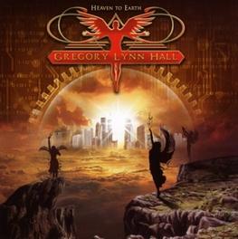 HEAVEN TO EARTH GREGORY LYNN HALL, CD