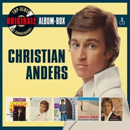 ORIGINALE ALBUM-BOX CHRISTIAN ANDERS, CD