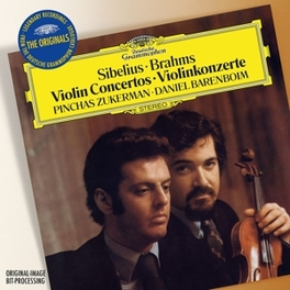 ORIGINALS:VIOLIN CONCERTO LONDON PHILHARMONIC ORCHESTRA/BARENBOIM/ZUKERMAN J. SIBELIUS, CD