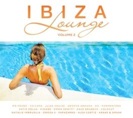 IBIZA LOUNGE VOL.2 V/A, CD