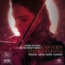 EASTERN IMPRESSIONS KATHRIN TEN HAGEN/CHRISTINA WRIGHT-IVANOVA