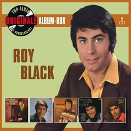 ORIGINALE ALBUM-BOX ROY BLACK, CD
