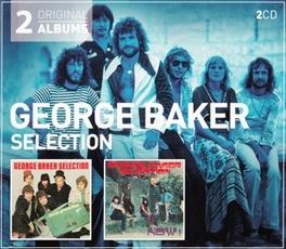 LITTLE GREEN BAG/NOW *2FOR1* BAKER, GEORGE -SELECTION-, CD