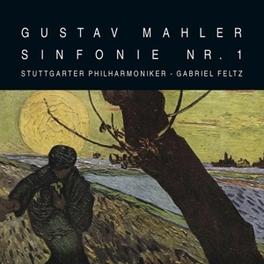 SYMPHONY NO.1 STUTTGARTER PHILHARMONIKER G. MAHLER, CD