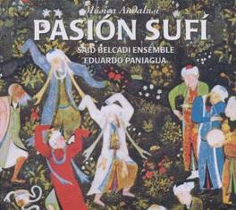 PASION SUFI Audio CD, BELCADI, SAID -ENSEMBLE-, CD