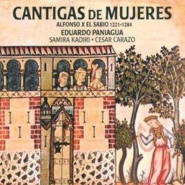 CANTIGAS DE MUJERES Audio CD, EDOUARDO PANIAGUA, CD